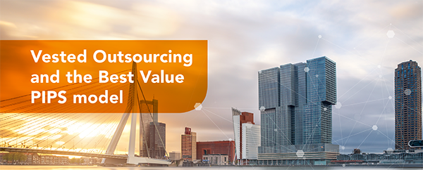 Vested Outsourcing and the Best Value PIPS model